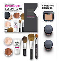 bareMinerals Customizable Get Started Kit - Original/Matte - Polished